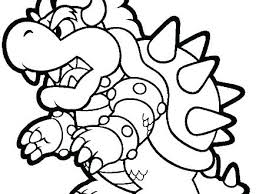 Mario Coloring Pages Free Printable Coloring Pages Super Coloring