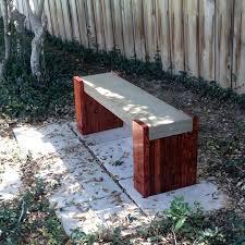 concrete garden bench. Cement Garden Furniture Small Concrete Benches Sale . Bench