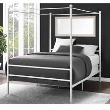 White Full Canopy Beds Frames | eBay