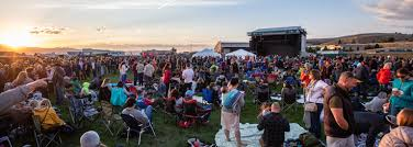 Big Sky Brewing Company Amphitheater Seating Chart Summer Concert Series Big Sky Brewing 2019