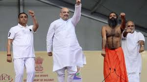Amitbhai Lost 38 Kg By Controlling His Diet Baba Ramdev