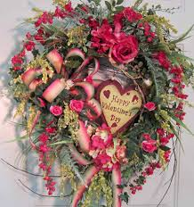 valentine wreaths for your front doorValentine Wreaths For Your Front Door  Best Home Furniture Ideas