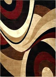 black and red area rugs modern red area rugs modern red area rugs home abstract brown black and red area rugs