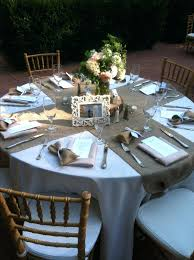 round table decoration rustic wedding round table decorations