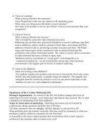 reflection essay v marketing mix 5