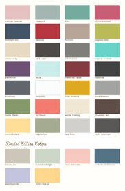 what color to paint furniture. paint colors of country chicu0027s chalkbased furniture what color to