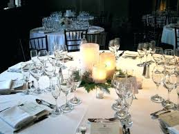 interior astounding round table wedding centerpiece ideas for your authentic reception