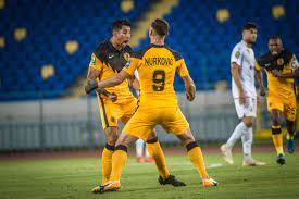 دوري أبطال أوروبا (ذهاب نهائي 1/2): WAC فاجأ كايزر تشيفز (فيديو) - Match  Algérie