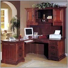 office corner desk with hutch. Wonderful Corner Office Desk Hutch With Light For Home Furniture