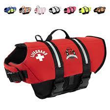 Paws Aboard Dog Life Jacket Neoprene Dog Life Vest For