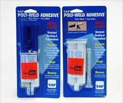 pvc sheet glue tap poly weld adhesive tap plastics