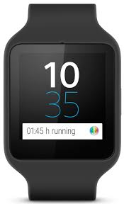 sony watch. sony mobile swr50 smartwatch 3 fitness and activity: amazon.co.uk: electronics watch
