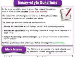 btec music unit the music industry essay question worksheet