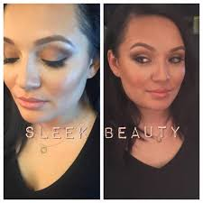 photo of sleek beauty studio chicago il united states makeup by mary
