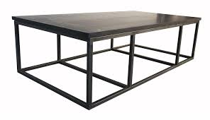 Large Wood Coffee Tables Metal And Glass Coffee Table Chrome Metal Glass Accent Coffee