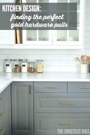 gold cabinet hardware. Contemporary Gold Brushed Gold Kitchen Hardware Stun Cabinet Styles Home Design Stylinghome  Decorating Ideas 37 To