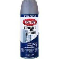 Krylon 11oz Stainless Steel Spray Paint in Stainless steel finish  (K02400000) - Spray Paint - Ace Hardware