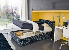 ideas home inspirations 17 awesome bed solutions for small bedrooms on bedroom with storage solutions wardrobes 16 13 fabulous black bedroom ideas
