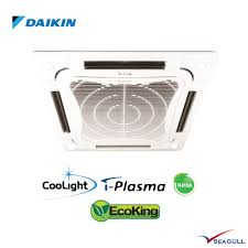 Daikin Coolight Air Surround Series Ceiling Cassette Non Inverter 4 0hp