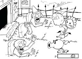 Zombie Printable Coloring Pages Zombie Printable Coloring Pages Free