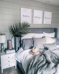cozy bedroom decor. Unique Decor Grey White Cozy Bedroom Decor  U201cletu0027s Stay Home Havenu0027t Shared With Cozy Bedroom Decor U