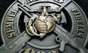 Usmc 0331 Usmc 0331 Machine Gunner Mos Marine Corps Usa 5 Inch Decal