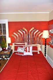 ... Bedroom: Hockey Bedroom Ideas On A Budget Classy Simple And Interior  Designs New Hockey Bedroom ...