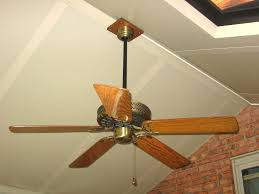 how to install a cathedral ceiling fan box ideas