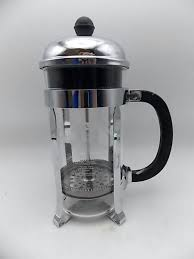 3 cup french press coffee replacement glass