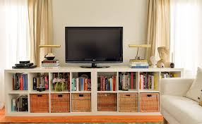 tv stand and bookcase. Wonderful Bookcase View In Gallery And Tv Stand Bookcase A
