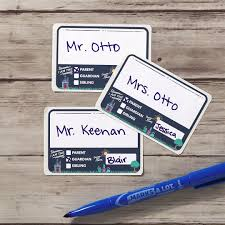 Avery Has Free Name Tag Templates Great For School And
