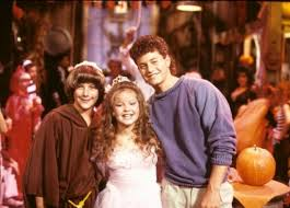 growing pains kirk cameron.  Cameron Jeremy Miller Candace Cameron And Kirk On The Set Of Growing Pains  In 1988 Intended