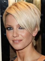 Natural Hair Colour With Extra Cute Short Haircuts For Black Females