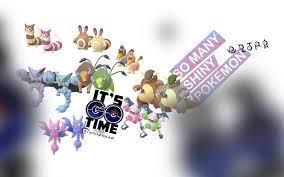 All 17+ Shiny Pokemon GO releases for Ultra Bonus Week - SlashGear