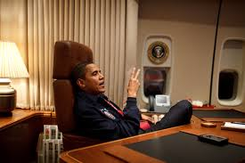 air force one office. filebarack obama in his air force one office for first flightjpg