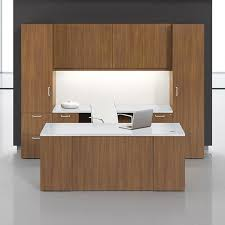 Executive Office Designs Custom Krug Artemis Laminate Office Furniture Dallas