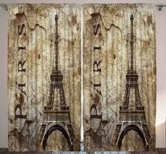 Paris Themed Decor Accessories Amazing Amazon Paris Decor For Bedroom Curtains City Decor Living Room