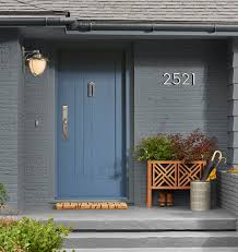 Modern Rectangle Door Knocker | Rejuvenation