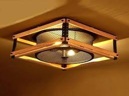 small flush mount ceiling fans
