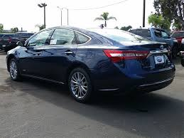 2018 New Toyota Avalon Hybrid Limited at Kearny Mesa Toyota ...