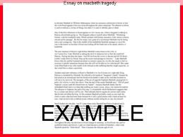 essay on macbeth tragedy college paper academic writing service essay on macbeth tragedy final essay on william shakespeare s the tragedy of macbeth choose one