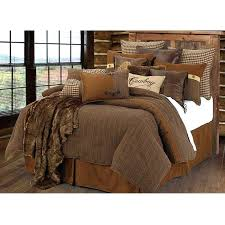 image of rustic cowboy western comforter set accents sets canada