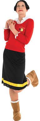 Popeye Costume   YouTube Junk Food Popeye the Sailorman Blow Me Down White Adult T shirt Tee  NEU  KA O