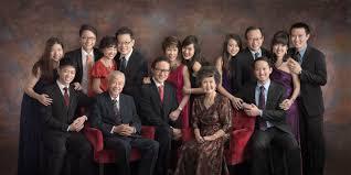 Family Photoshoot Singapore Family Portrait Studio