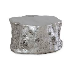 phillip collection furniture. Log Coffee Table Silver Leaf Phillip Collection Furniture T