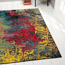 details about home dynamix splash tomie area rug contemporary living room rug abstract