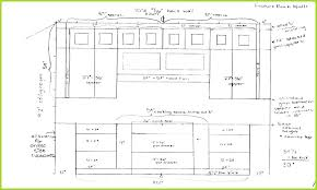 kitchen cabinet dimensions s standard size singapore