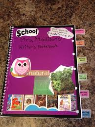 best wonderful writing notebooks images the best organization of a writer s notebook i ve found plus simple activities
