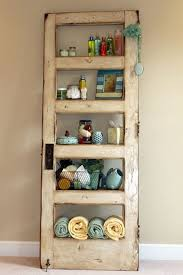 ideal turn old door into book shelf 04 diyhowto diy how to di08