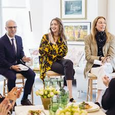 Anna Wintour Hosts a Breakfast and Conversation With Gigi Hadid, Tonne  Goodman, and Ivan Shaw | Vogue